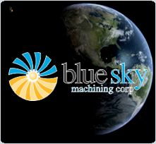 Blue Sky Machining Corp.